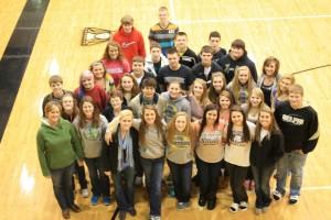 Tech team helps school in many ways