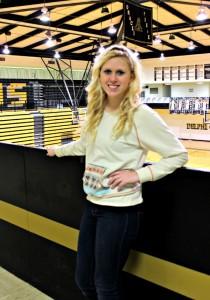 Senior spotlight: Taylor Hudelson