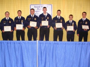 Delphi's FFA chapter impacts school and community
