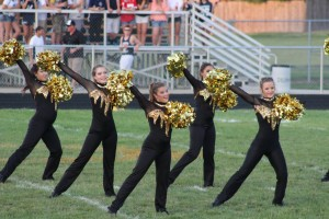 Productive summer pays off for DCHS Dance Team