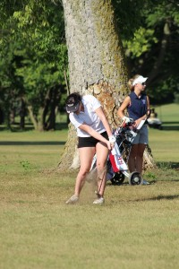 Girls golf team off to strong start