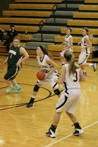 Lady Oracles fall to Carroll