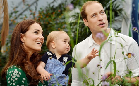 Prince William and Princess Kate expecting second child