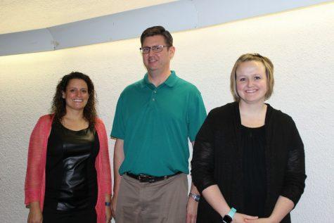Three new Delphi teachers