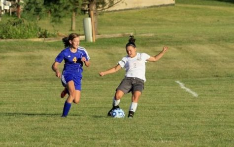 Girls soccer completes record breaking season