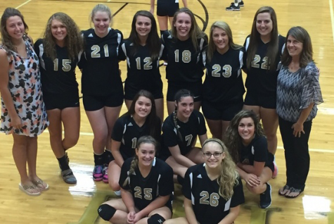 Volleyball team prepares for sectionals