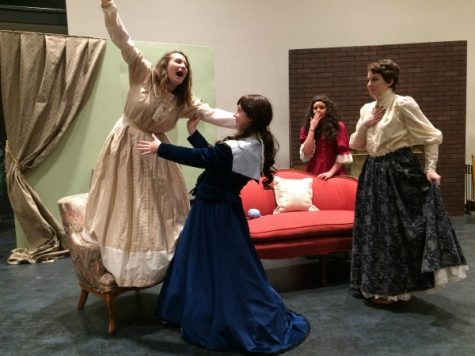 "DCHS Drama Department performs Louisa May Alcott's ""Little Women"""