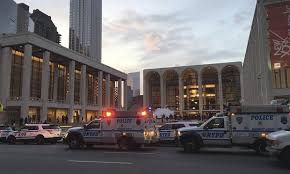 Metropolitan Opera cancelled after security scare