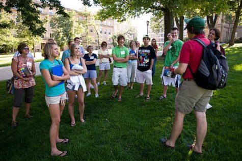 Ariel's declassified college visit survival guide