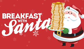 National Honor Society hosts first annual Breakfast with Santa