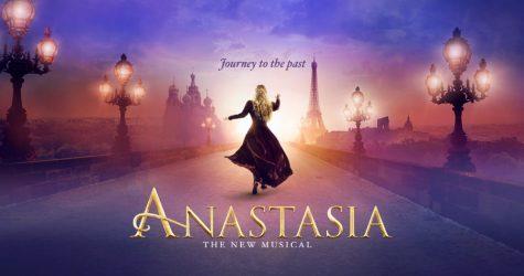"""Anastasia"" to hit the Broadway stage in 2017 season"