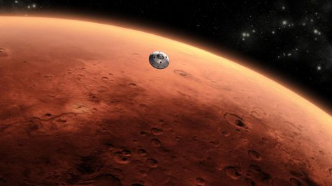 Humans plan to land on Mars within decades