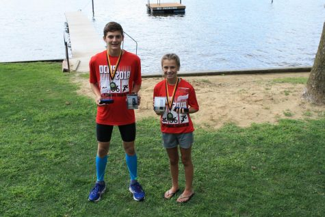 DCMS hosts twelfth annual triathlon