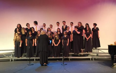 Delphi's first choir concert this year a success