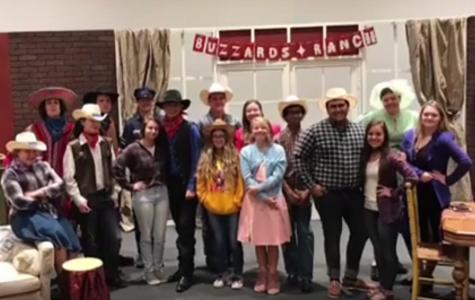 Delphi Community High School presents Girl Crazy