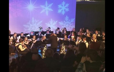 Delphi Band Hosts Annual Christmas Concert