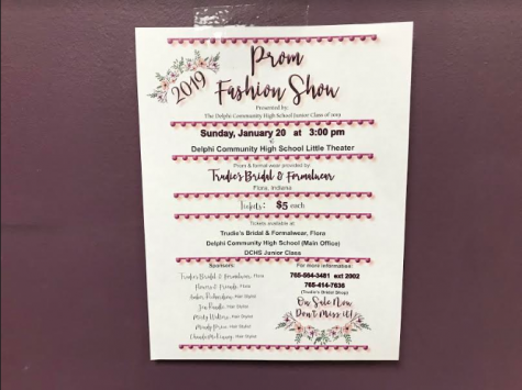 Delphi to host prom fashion show