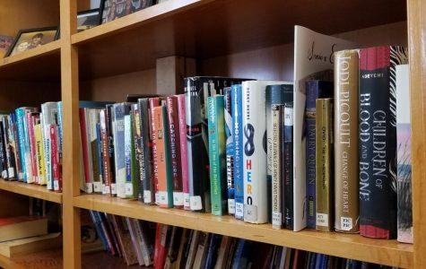 Mroczkiewicz' English AP Class Begins Book Talk Projects