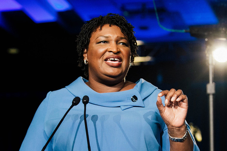 Stacey Abrams: A voice of unity