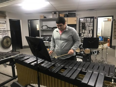 Band Gears up for Dinner Theatre