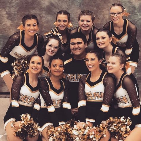 Delphi Dance Team Goes To State