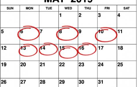 AP Testing Schedule
