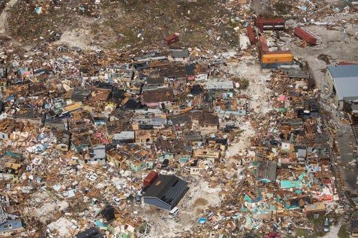 Hurricane Dorian's upheaval far from over