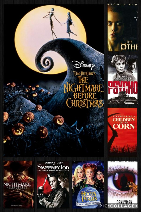 Best movies for the Halloween season
