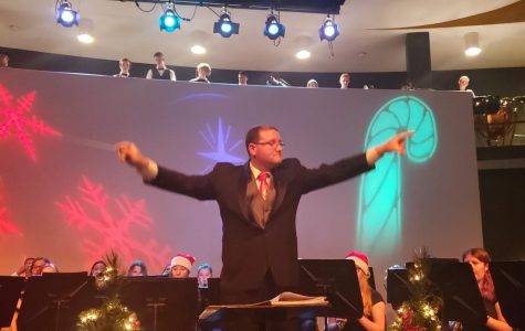 Christmas band concert enjoyed by all