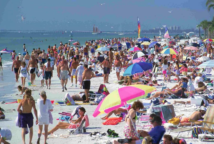 Spring Break is one of the most popular times to travel to Florida. Don't be one of the crazed rabble.