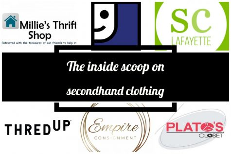 The inside scoop on secondhand clothing