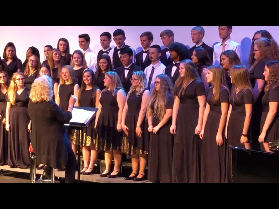 Delphi choir concert postponed