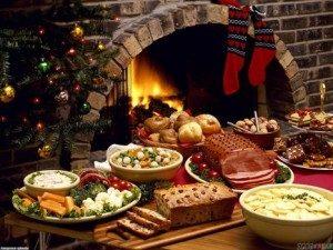 Best foodstuffs of the Christmas season