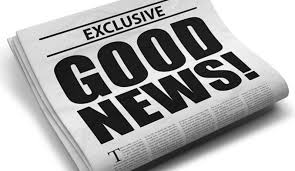 Your much awaited positive news sources