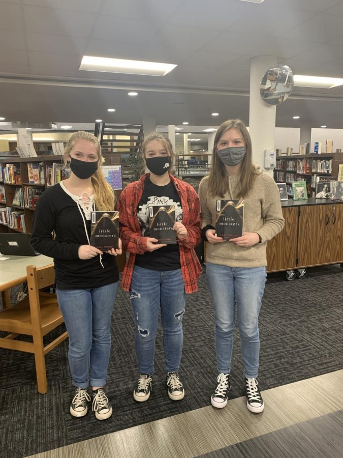 What's happening in book club