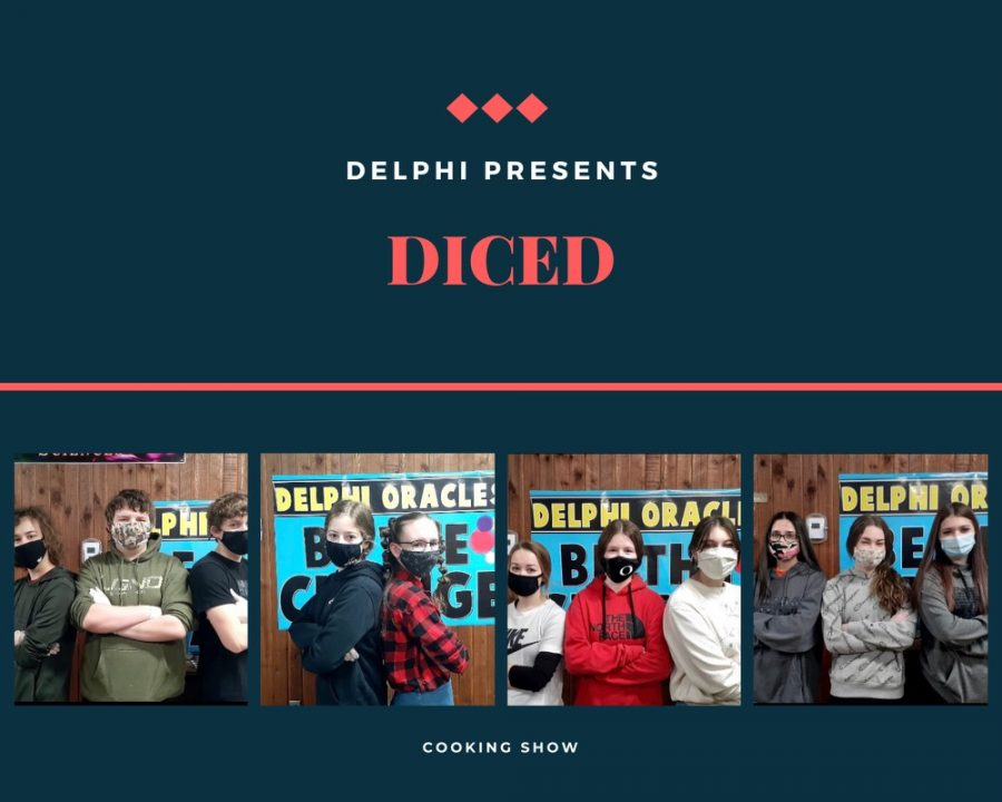 """Interactive Media and Culinary Arts collaborate on """"Diced"""""""