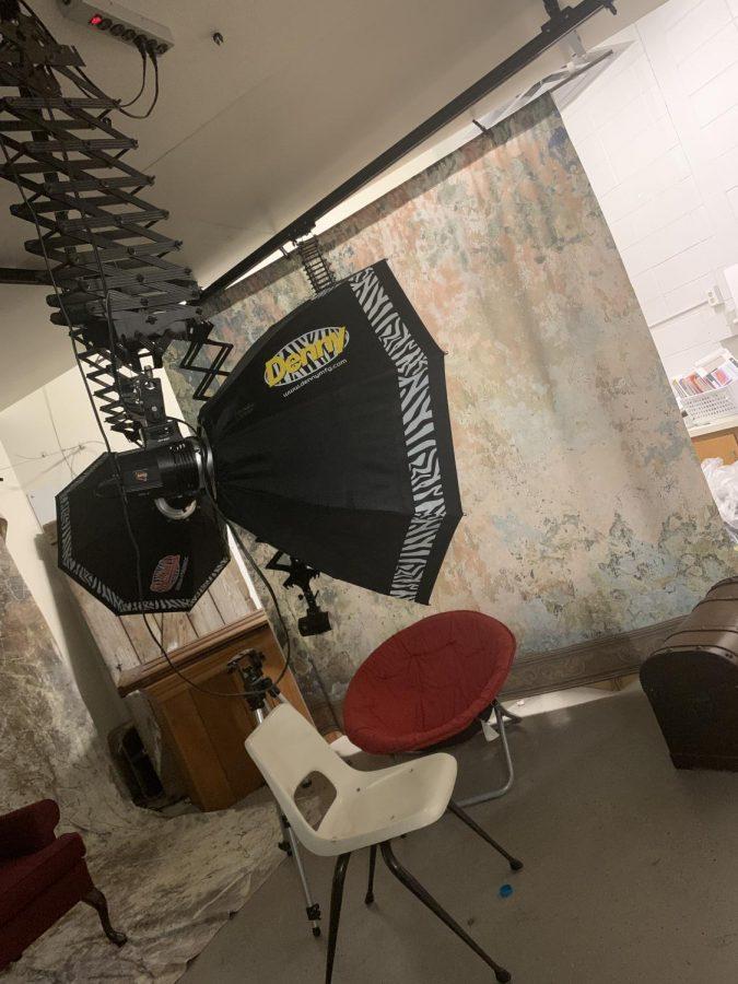 Photography classes creating online portfolios