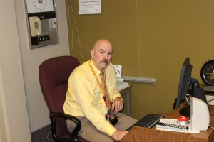 Mr. Al Brannan, vice principal