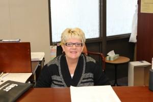 Mrs. Connie Brown, treasurer