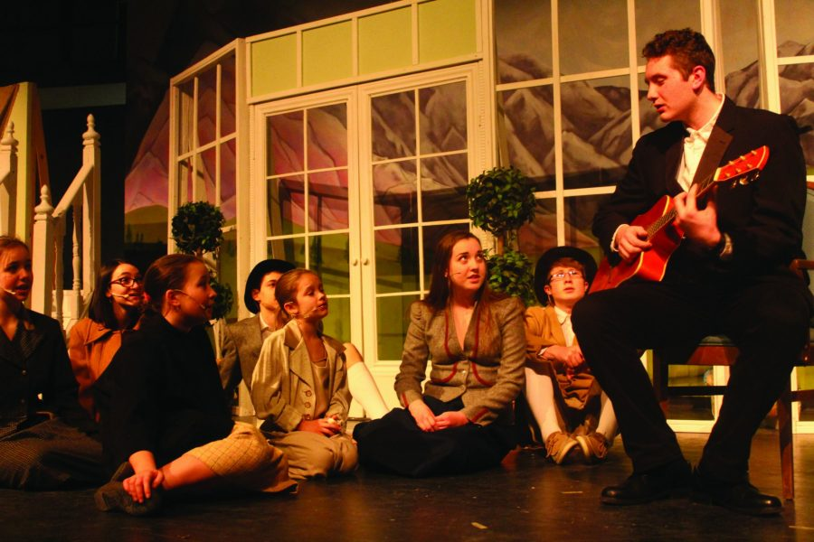 DCHS Players to perform The Sound of Music