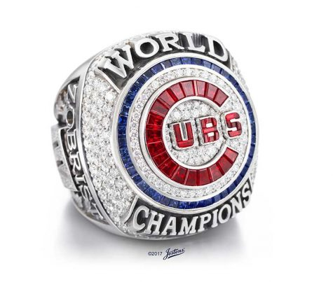 Chicago Cubs' World Series Ring: more than the eye can see