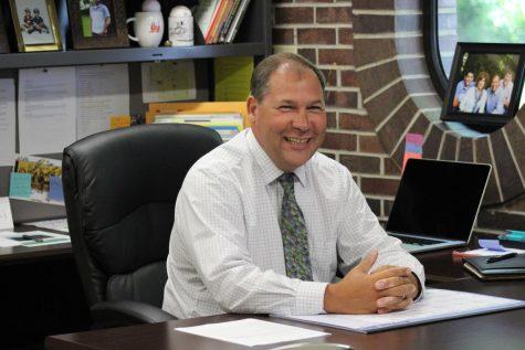 Mr. Greg Briles, superintendent