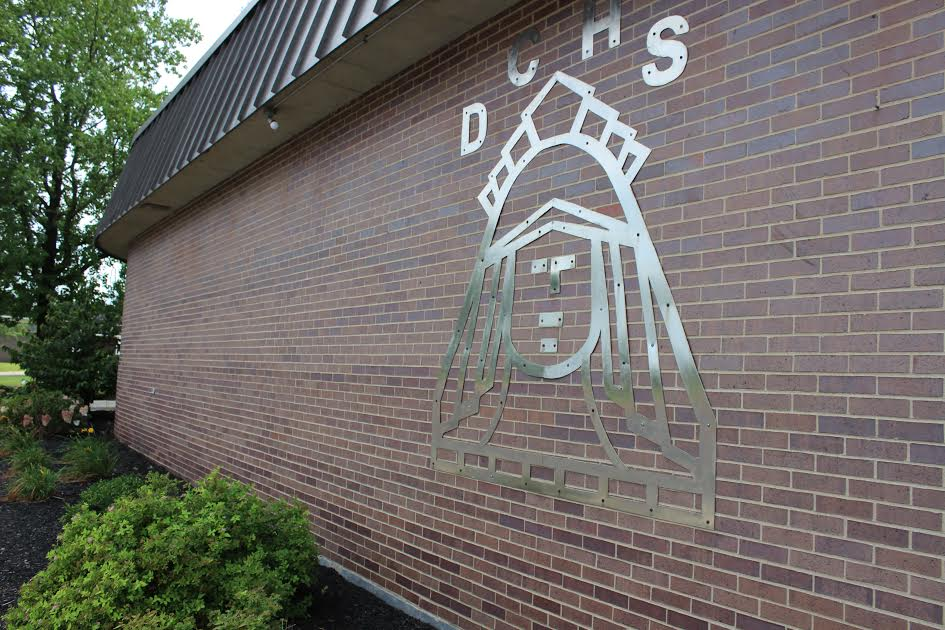 Welcome to DCHS to all the new staff!