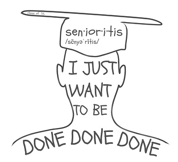 Senioritis and how to prevent it from happening to you