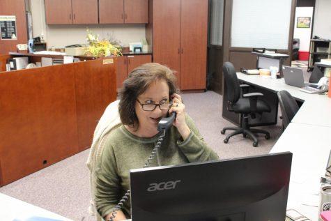 Mrs. Carla Bradshaw, secretary