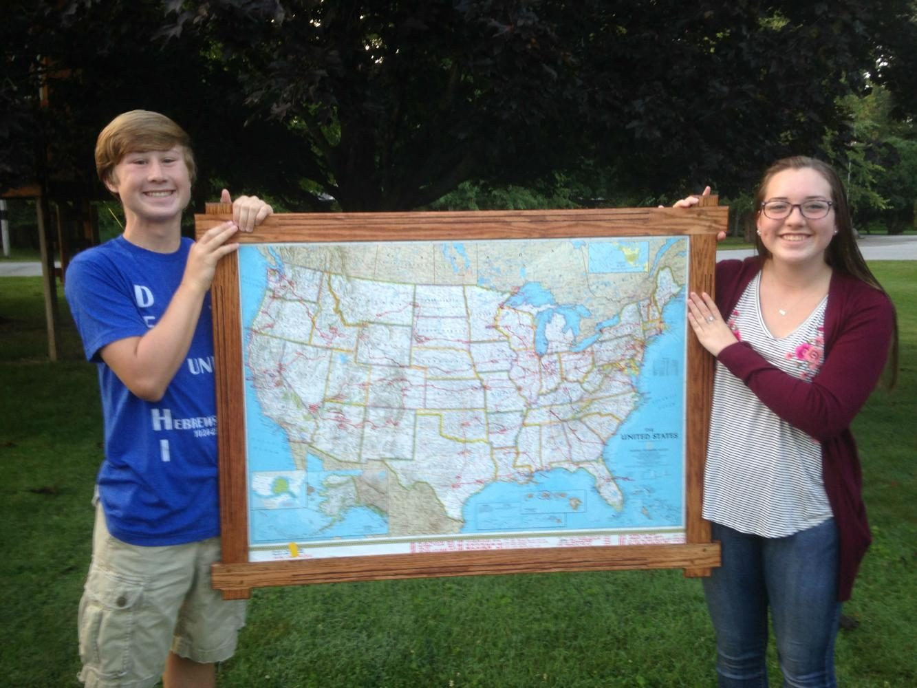 We've been to 49 states and this is what we noticed