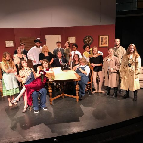 "DCHS Drama Department Debuts ""You Can"