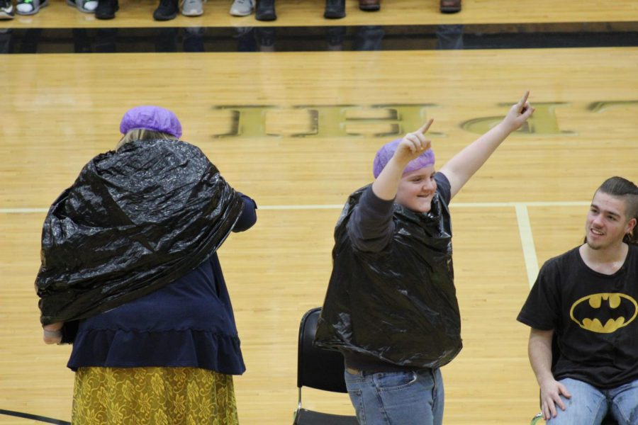 Pep Session and Winter Homecoming slideshow