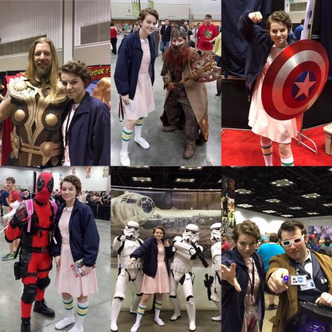 Finish your spring break with Indy Comic Con