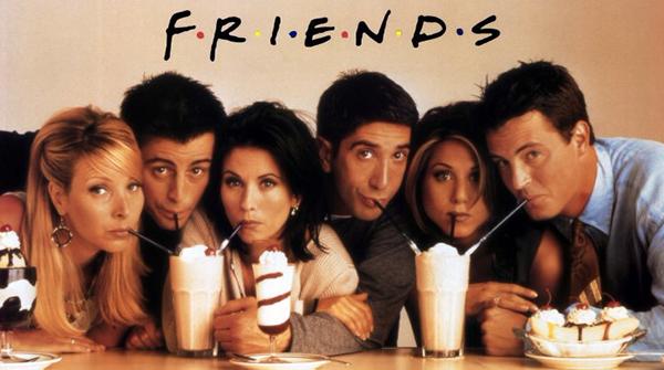 Friends a must-watch Netflix binge